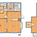 智頭町 市瀬 中古住宅 existing house for sale