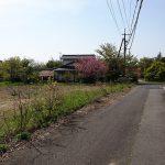 米子市 尾高 売地   land for sale